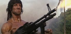 Sylvester Stallone não aparecerá no remake de 'Rambo'