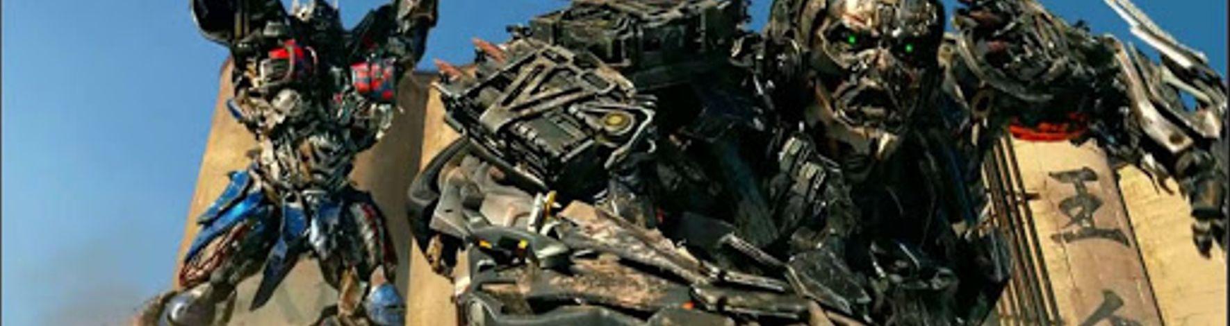 Transformers: vídeo exclusivo com Michael Bay