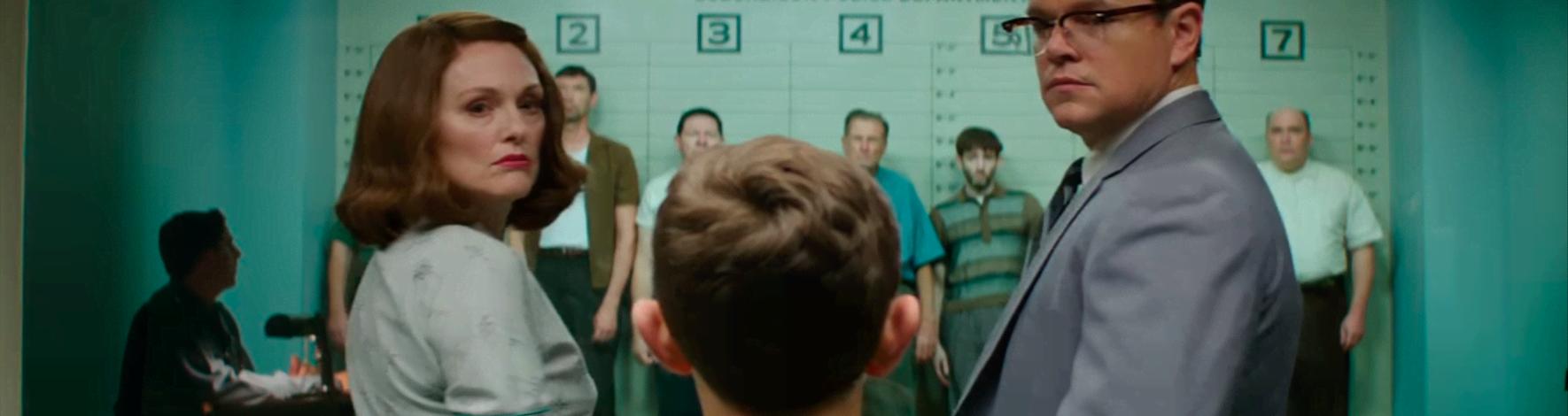 Confira o novo teaser de 'Suburbicon', com Matt Damon