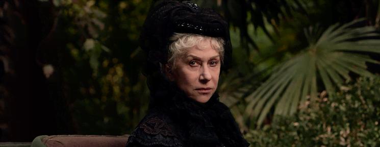 Helen Mirren é misteriosa viúva no trailer de 'Winchester'