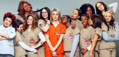 As personalidades de Orange is the New Black