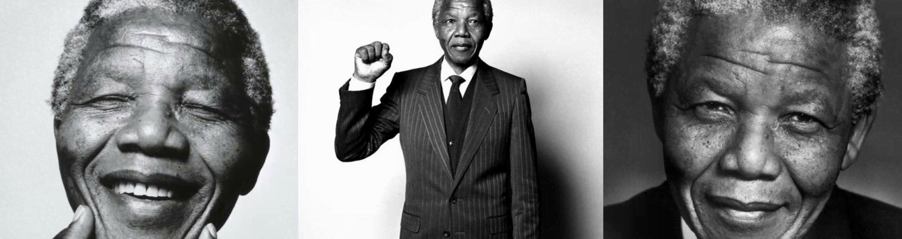 O que você sabe sobre Nelson Mandela?