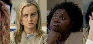 Com quem você dividiria a cela em 'Orange is the New Black'?