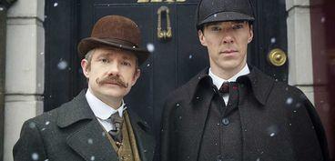 Quarta temporada de 'Sherlock' estreia quinta